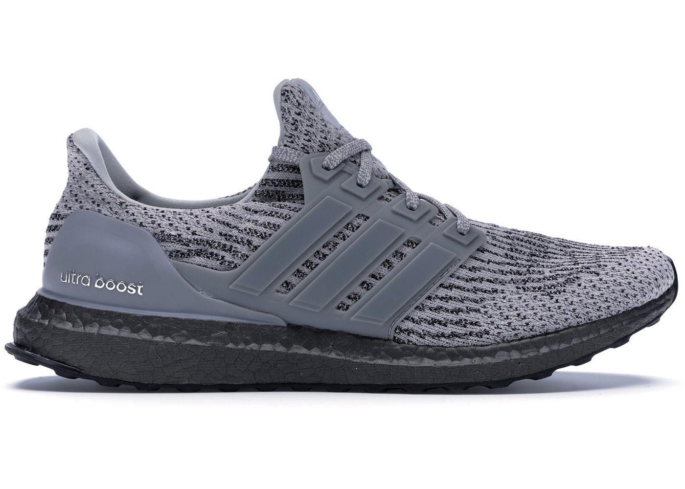 8f7a1371 adidas Ultra Boost 3.0 Triple Grey in 2019 | Shoes | Adidas, Adidas ...