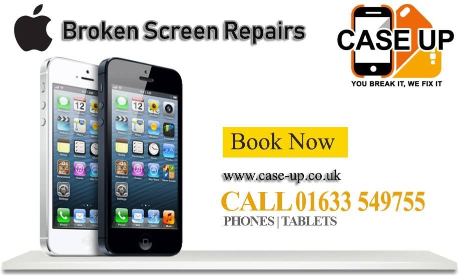 Broken / Damaged iPhone Screen? Don't worry, Just book it