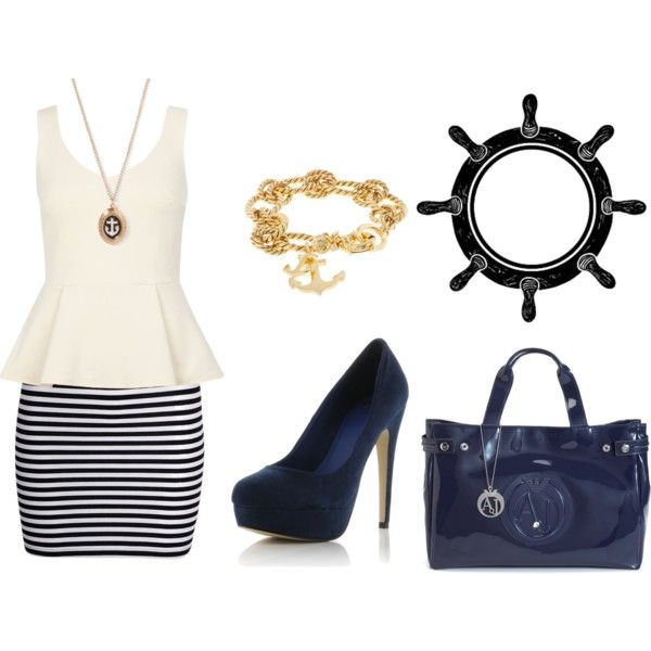 """""""Nautica"""" by michelle-barrientos on Polyvore"""