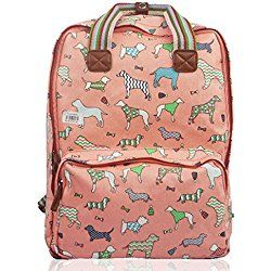 SAUSAGE DOG BACK PACK SCHOOL BAG GIFT DACHSHUND BAGS TRENDING SPORT FUN LEISURE