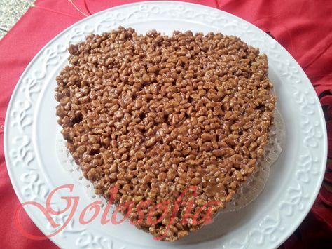 Photo of Torta al mars e riso soffiato – ricetta semplice