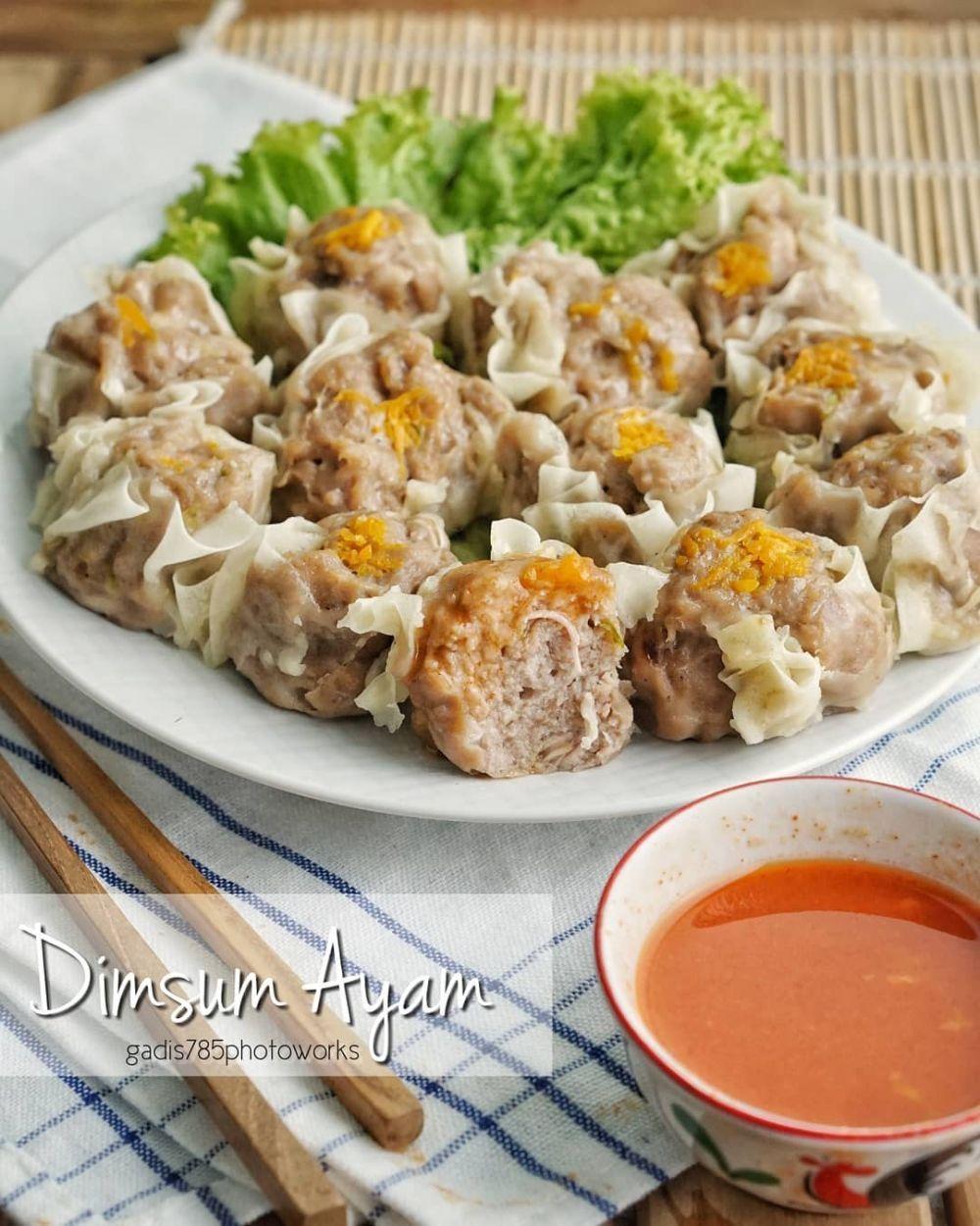 Resep Dimsum C 2020 Brilio Net Di 2020 Resep Resep Makanan Cina Resep Masakan Cina