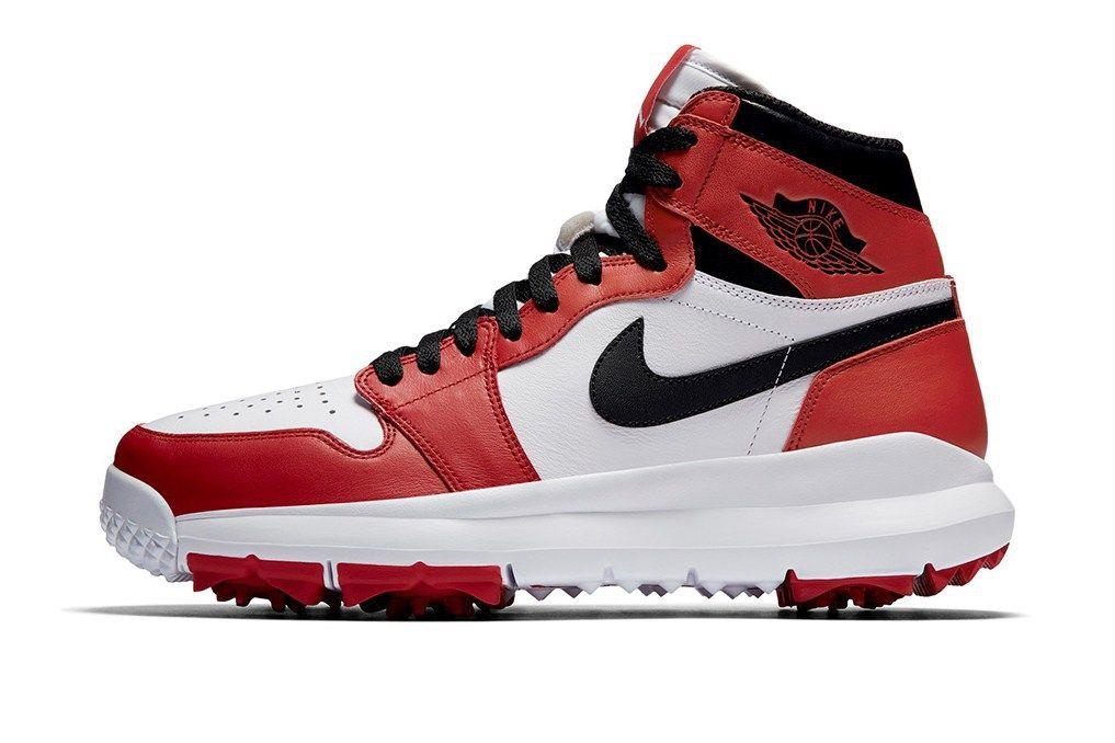 c043712e2b63 Air Jordan 1 Golf Shoes