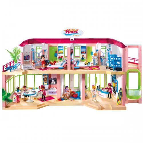 Playmobil Hotel Playmobil Childrens Gift Guide Hotel