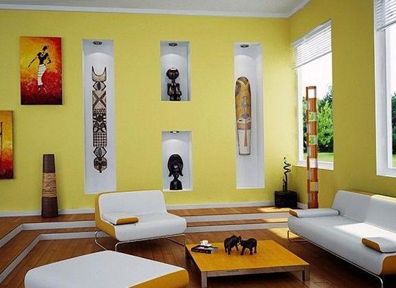 modelo salones amarillas paredes del saln temas sala de estar diseo africano estilo africano diseo de interiores de la cocina ideas interiores