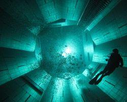 nemo 33: world's deepest swimming pool