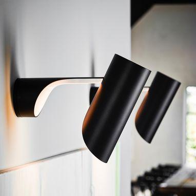 le klint mutatio 253 wall lamp dekorative leuchten. Black Bedroom Furniture Sets. Home Design Ideas