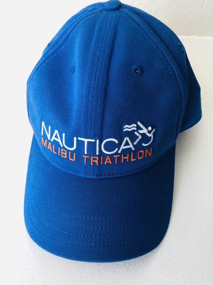 7c264c30076 NAUTICA Malibu Triathlon 2010 Adjustable Strapback Ballcap Baseball Hat   fashion  clothing  shoes  accessories  mensaccessories  hats (ebay link)