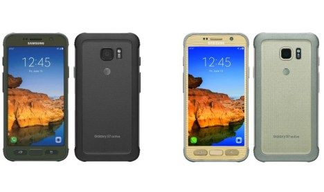 Galaxy S7 Active: Especificaciones filtradas antes del lanzamiento