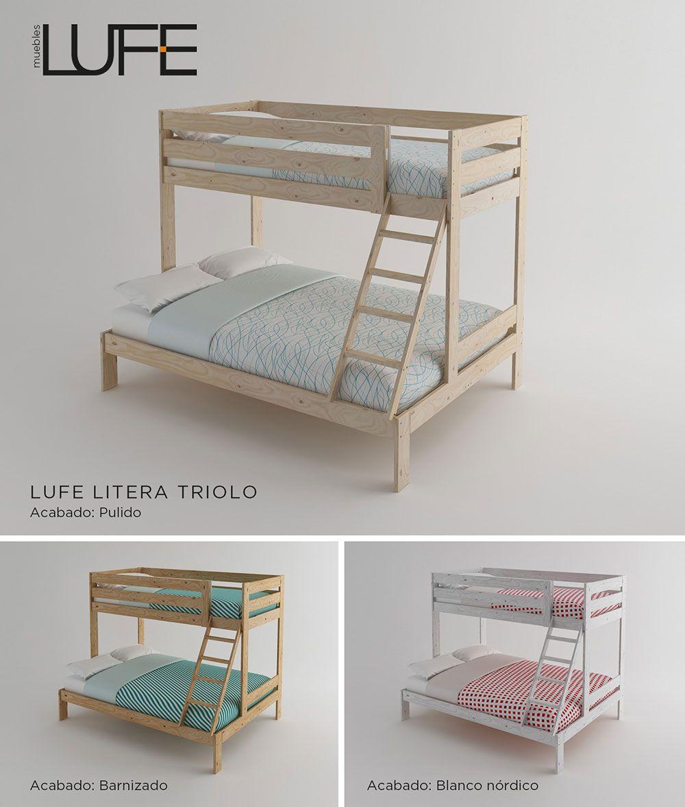 Lufe Litera Triolo Litera Versión 30 Litera Triolo Pinterest
