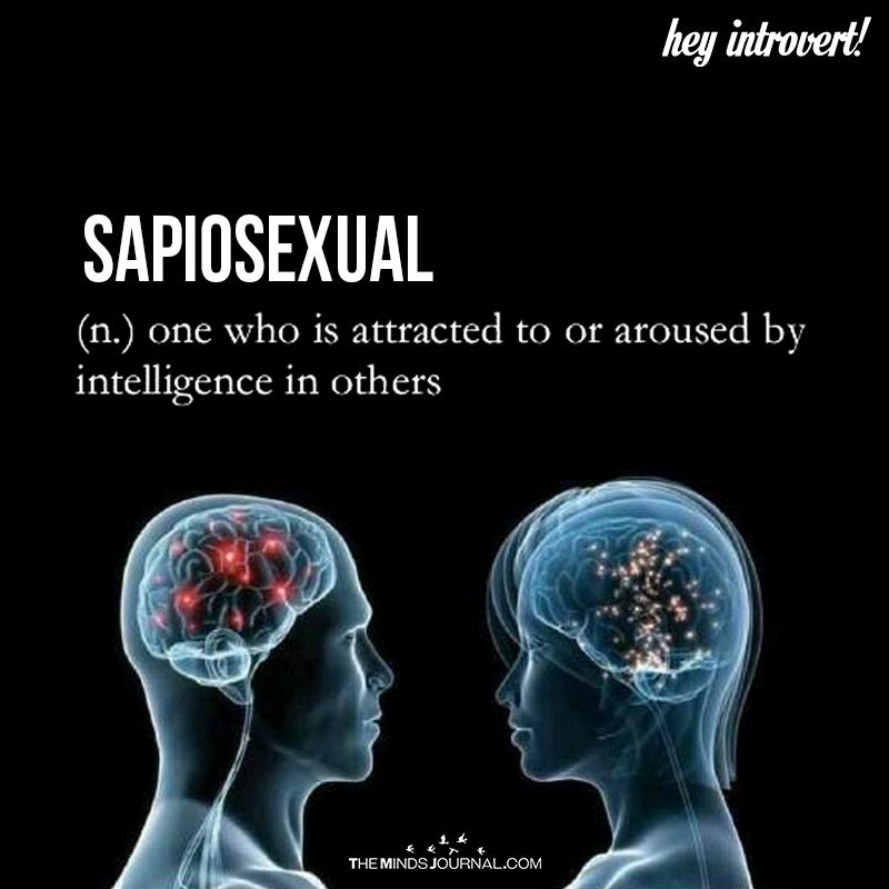 Opposite Of What Sapiosexual The Is