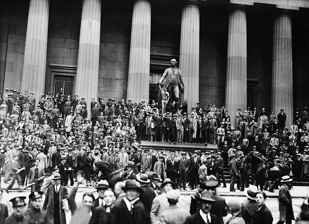 What Caused The Stock Market Crash Of 1929 And What We Still Get