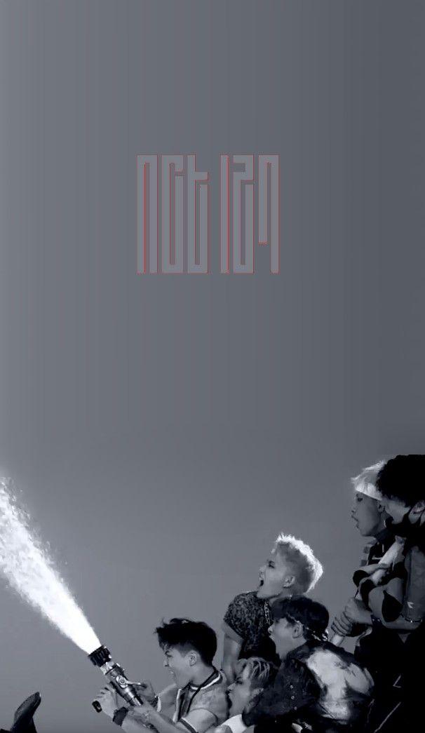 NCT 127 - Fire Truck wallpaper | NCT 엔씨티 | Nct 127 fire ...