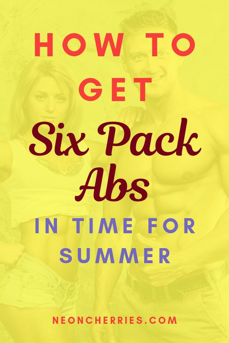 Summer is here, but there's still time to whip your tummy into shape. Follow this guide on how to ge...