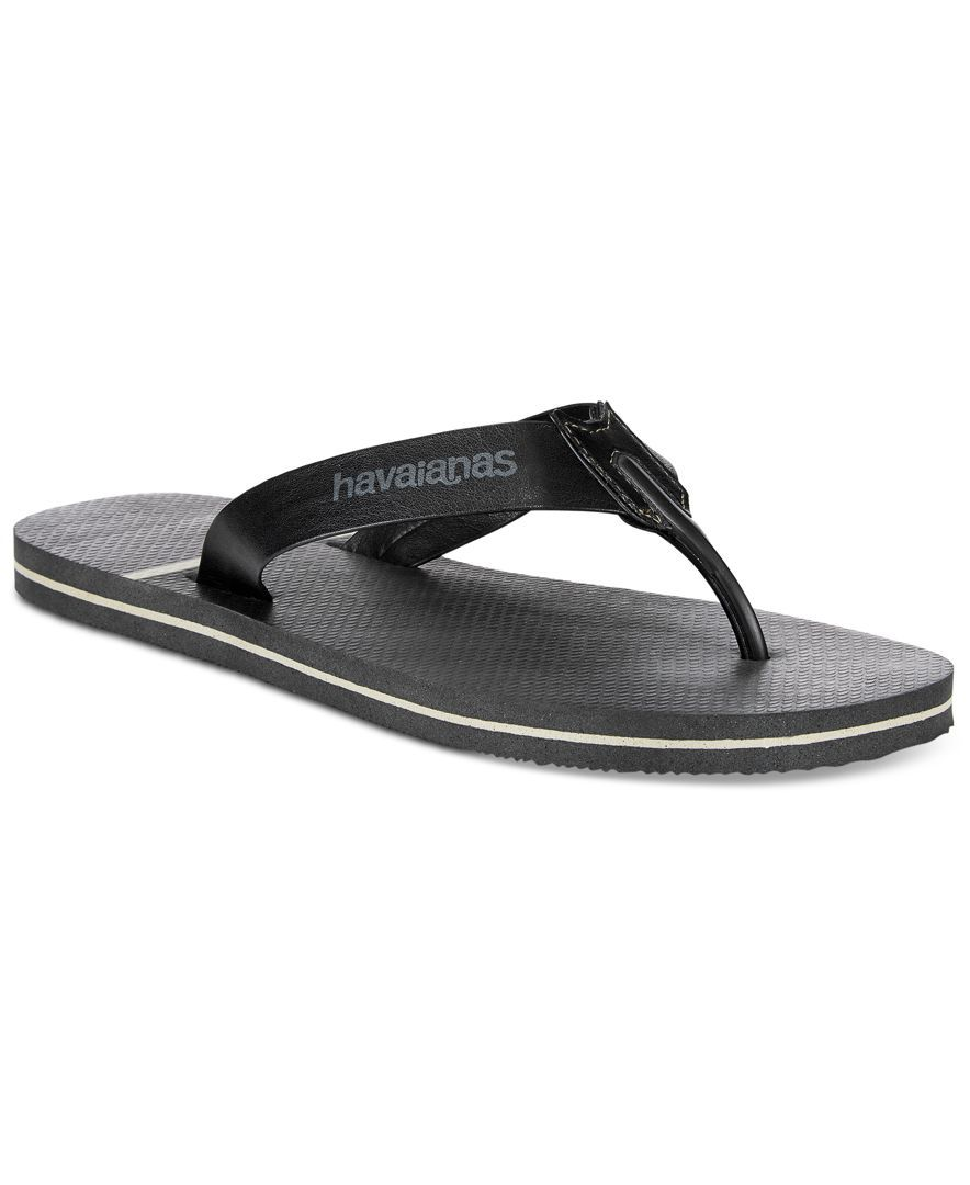 super quality classic fit really cheap Havaianas Men's Urban Craft Dark Grey Flip-Flops | Products ...
