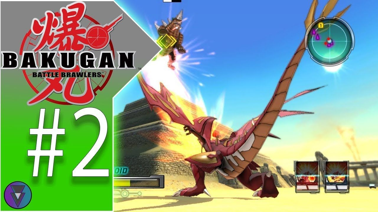 Story Mode Part 2 Bakugan Battle Brawlers Defenders Of The