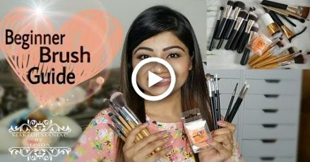 best affordable makeup brushes  brush guide for beginners