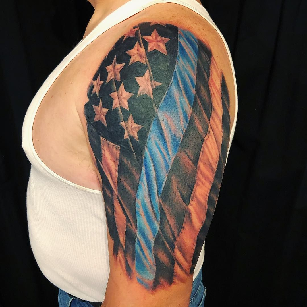 101 amazing police tattoo ideas you need to see in 2020