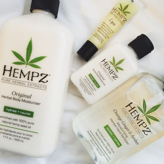 Hempz Moisturizer Original Hempz Body Lotion Beauty Care Body