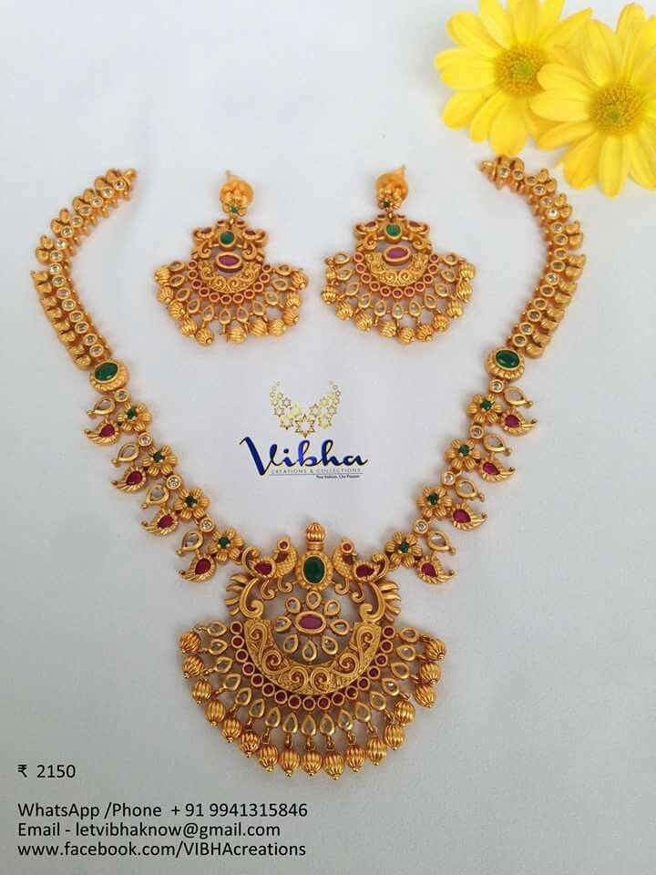 Pin By Manasa Bhat On Design Gold Jewellery Design Necklaces Gold Jewelry Fashion Gold Jewellery Design