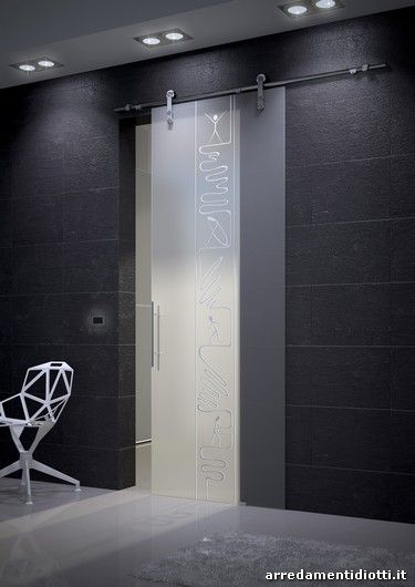 The Glamour Glass Doors Without Frame Are Built With 10 Mm Tempered