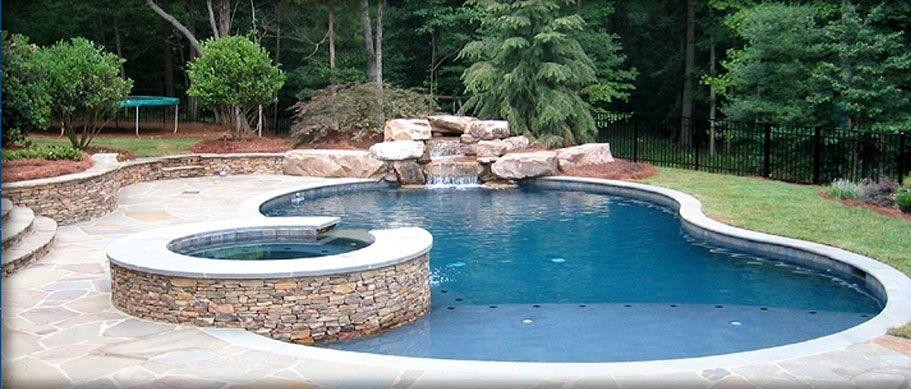 Backyard Oasis Pools Backyard Pool Backyard Swimming Pools Backyard