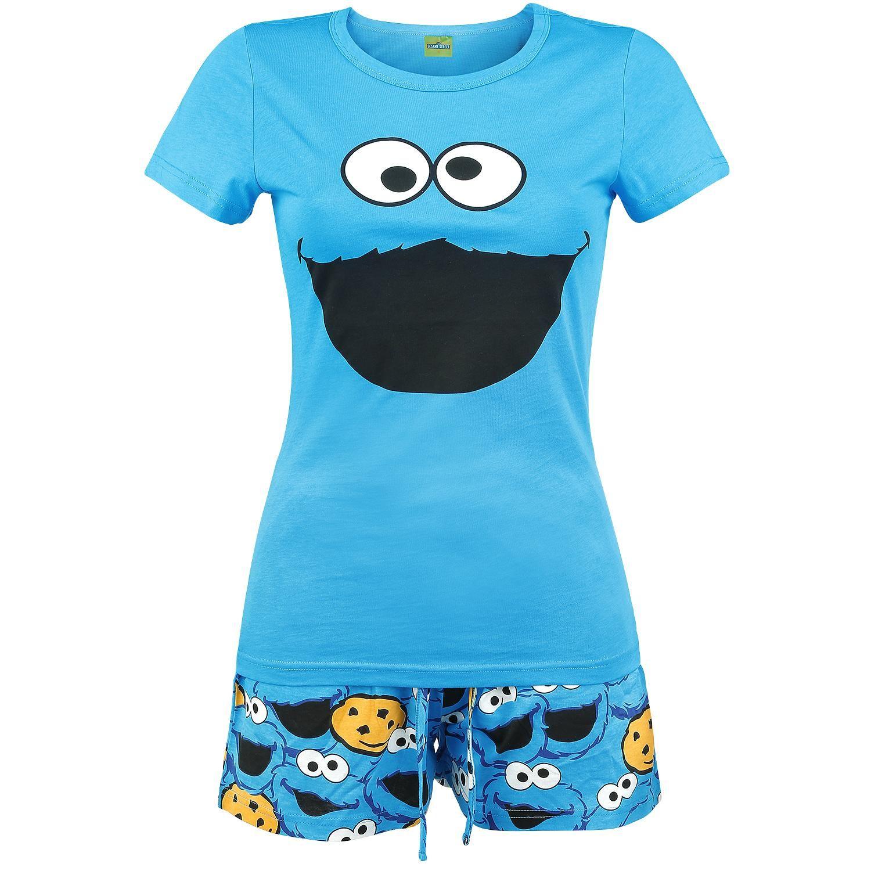 Sesame Street Pyjama Cookie Monster Buy now at EMP