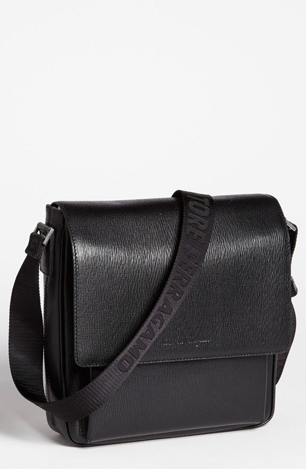 Salvatore Ferragamo  Revival  Messenger Bag is now available at discounted  price online. 0c796c56389e9