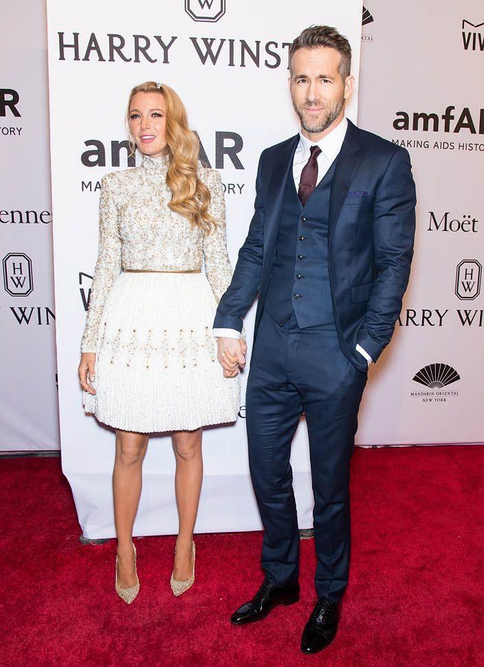 Blake Lively & Ryan Reynolds Ryan reynolds, Wedding
