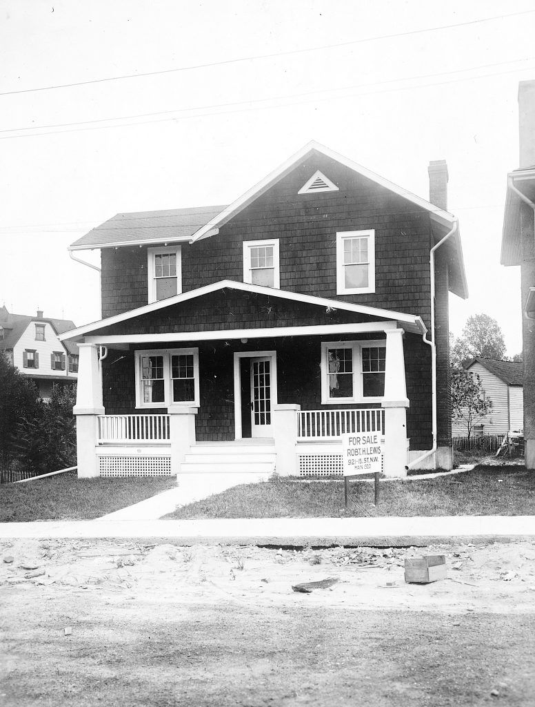 For Sale 6911 8th Street Nw Ghosts Of Dc 1920s House 1920s Home Decor Old Washington