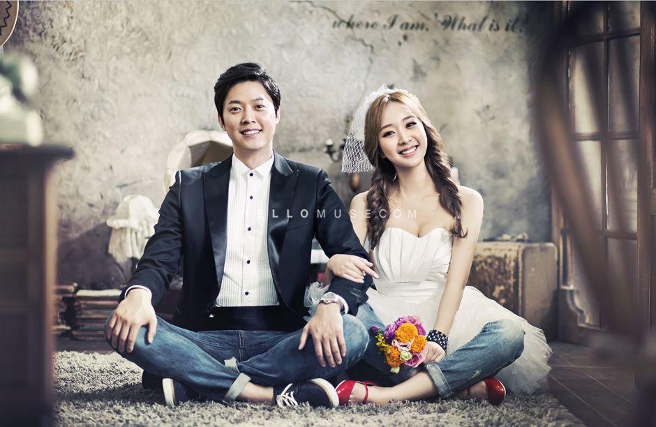 Korea pre wedding photo shoot package promotion