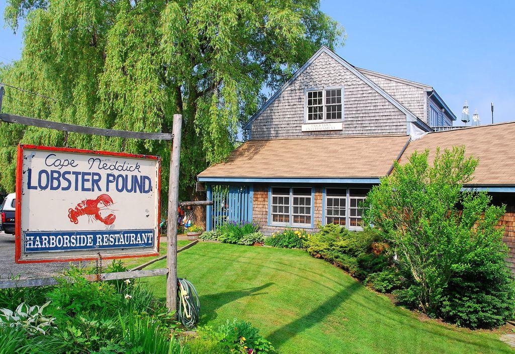Cape Neddick Lobster Pound Lobster Pound Maine Vacation Spots