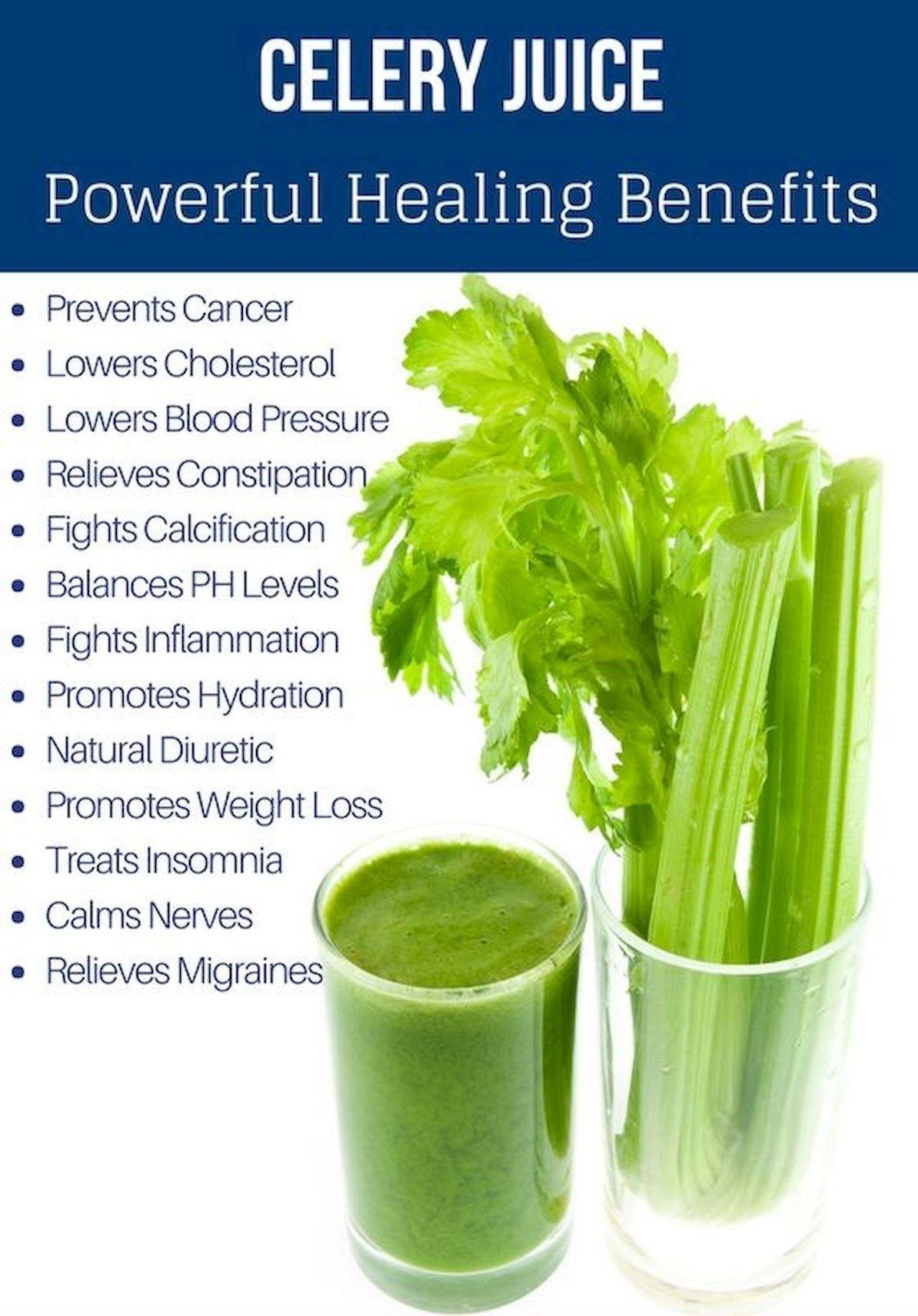 amazing health benefits of celery juice | celery benefits