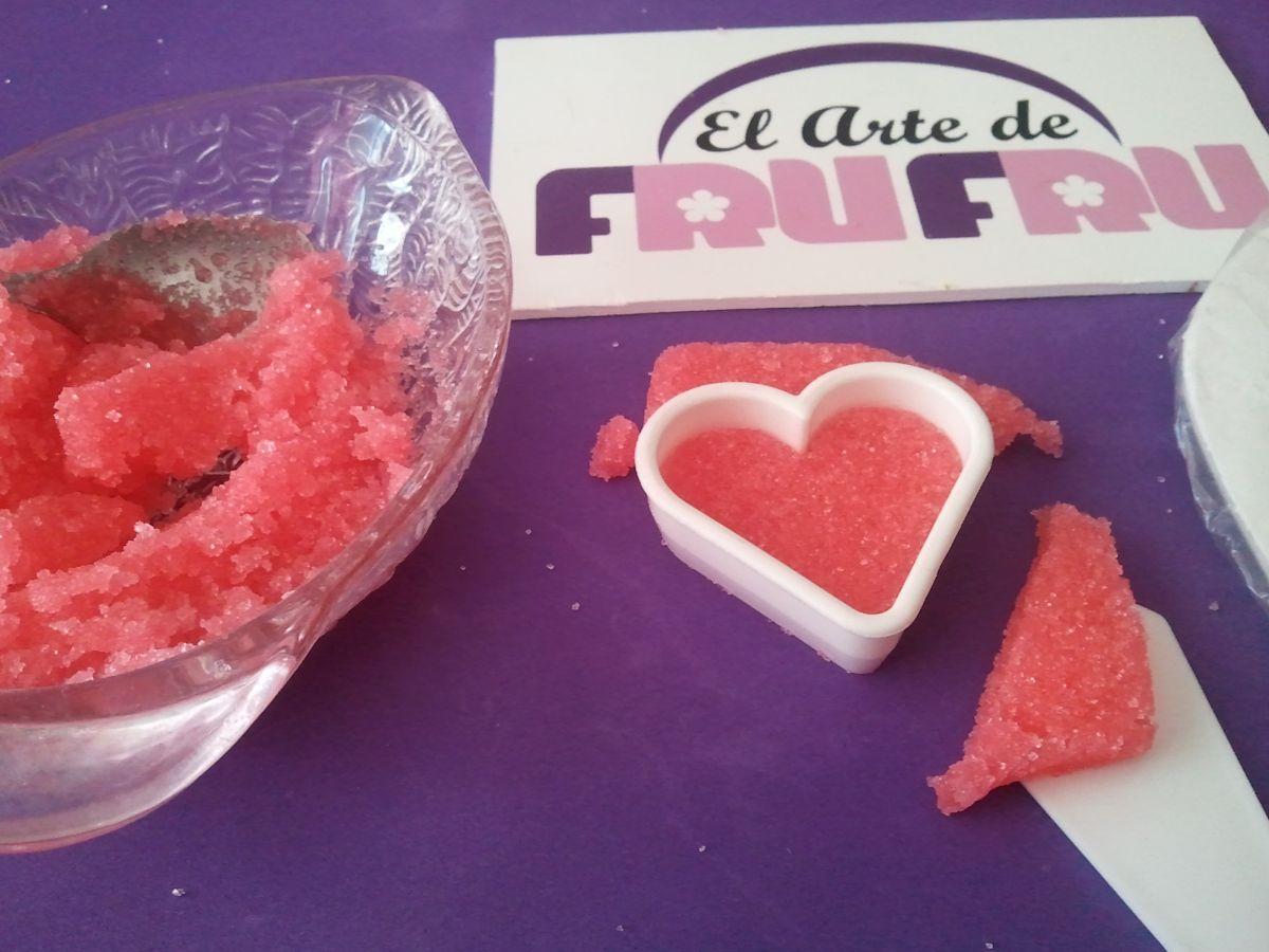 Como hacer Figuras de Azúcar con diferentes formas | Azúcar, Para ...