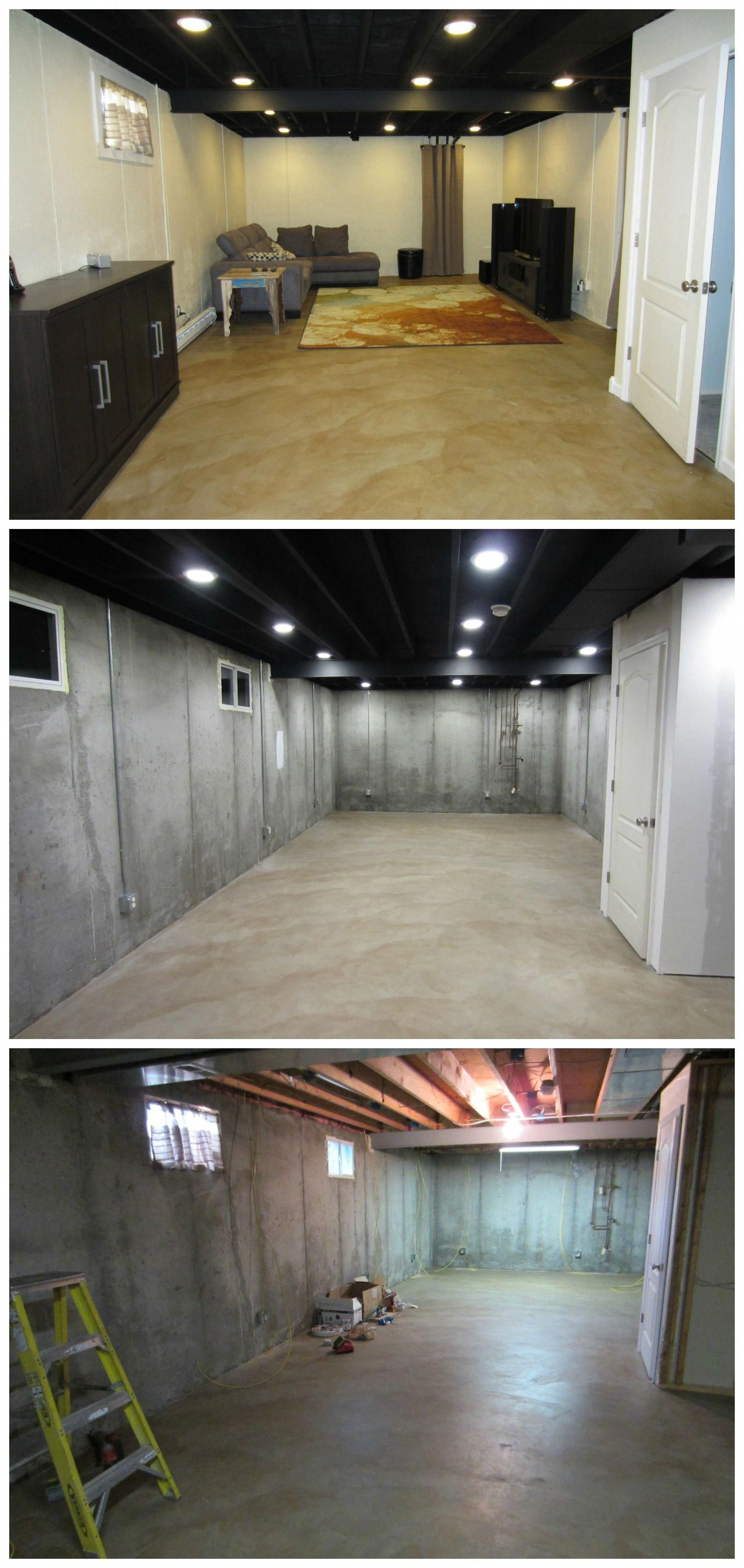 PRICES FOR THE DEVELOPMENT OF A BASEMENT Basement