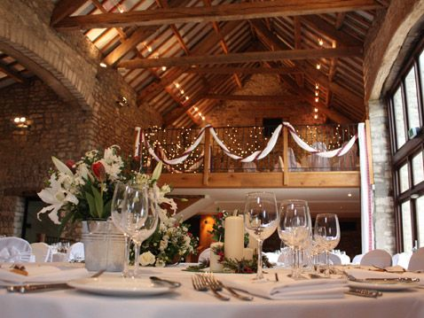 Images Of The Tythe Barn Wedding Venue At Priston Mill Near Bath And Bristol