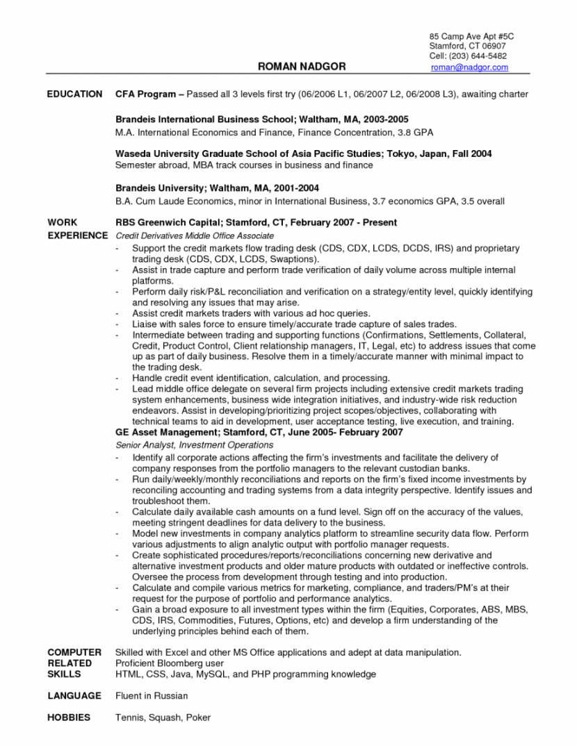 Janitor Resumes Examples Sample Resume Cover Janitorial Functional