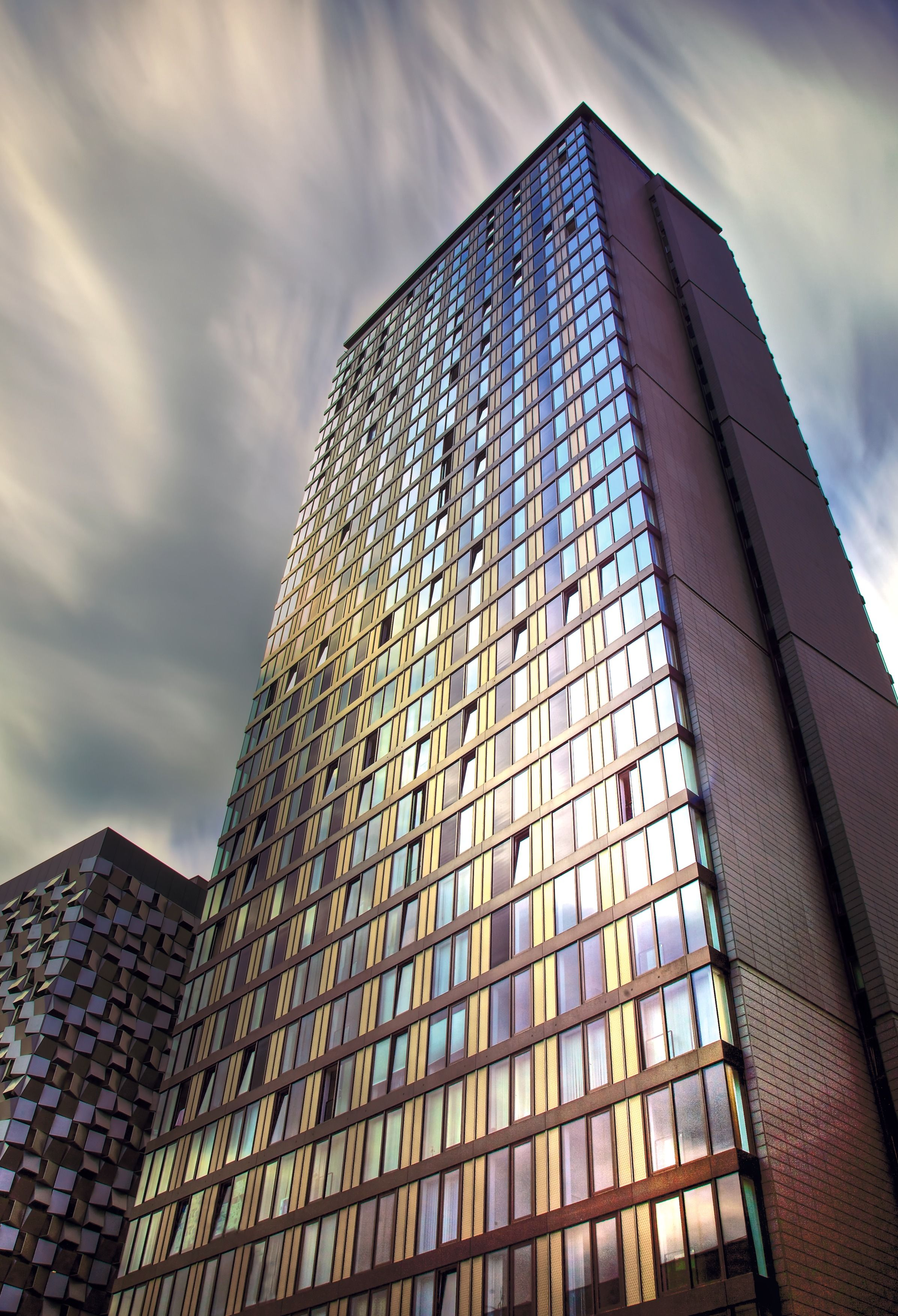 St Paul S Apartments Sheffield Conran And Partners Http Www Conranandpartners