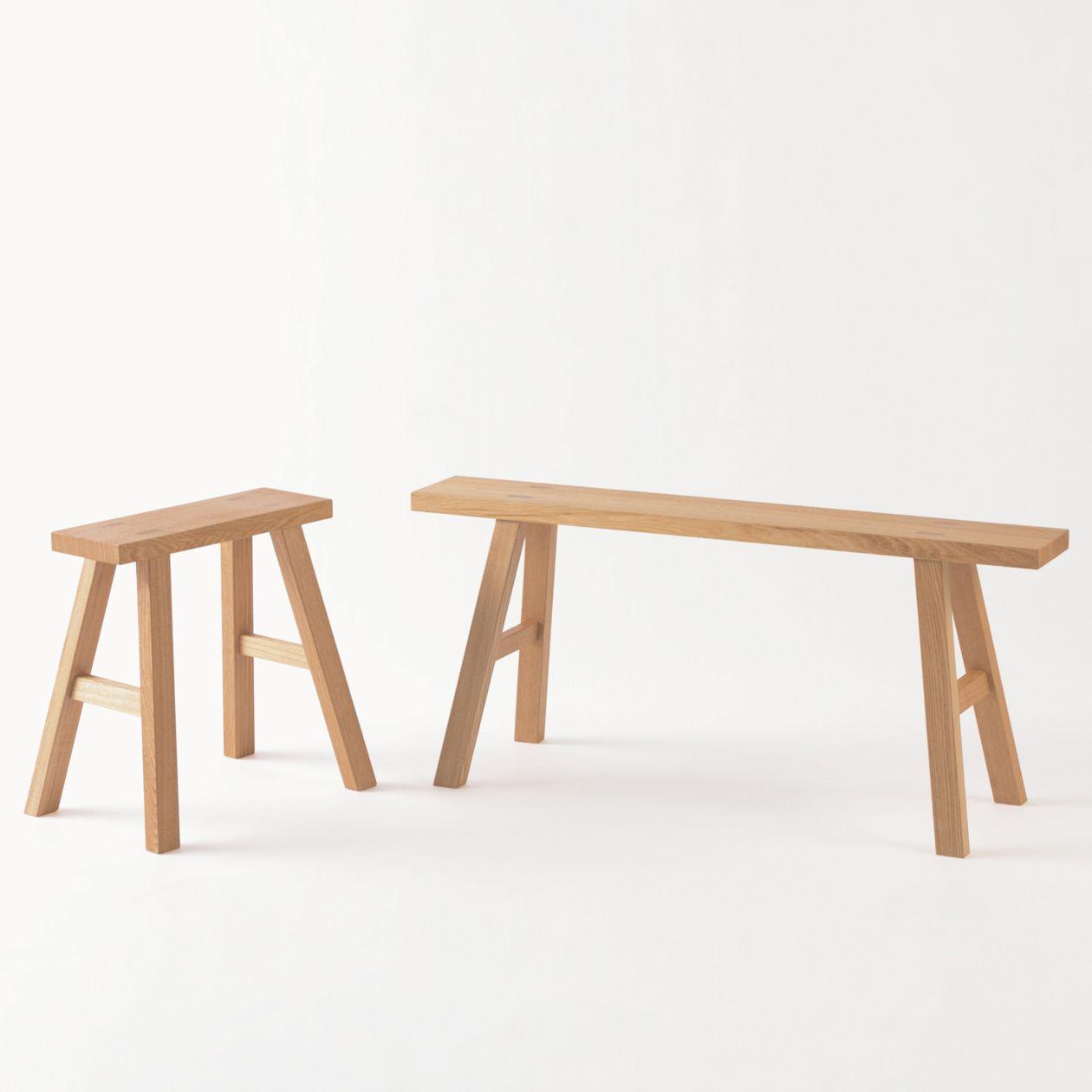 MUJI bench front hall? | - japanese furniture - | Pinterest
