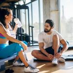 fitnessbinome | Abdos avec ballon, Abdominale, Médecine ball
