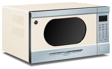 White Retro Microwave Google Search Red Kitchen Accessories