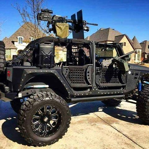 For The Zombie Apocalypse Offroad Vehicles Trucks Vehicles