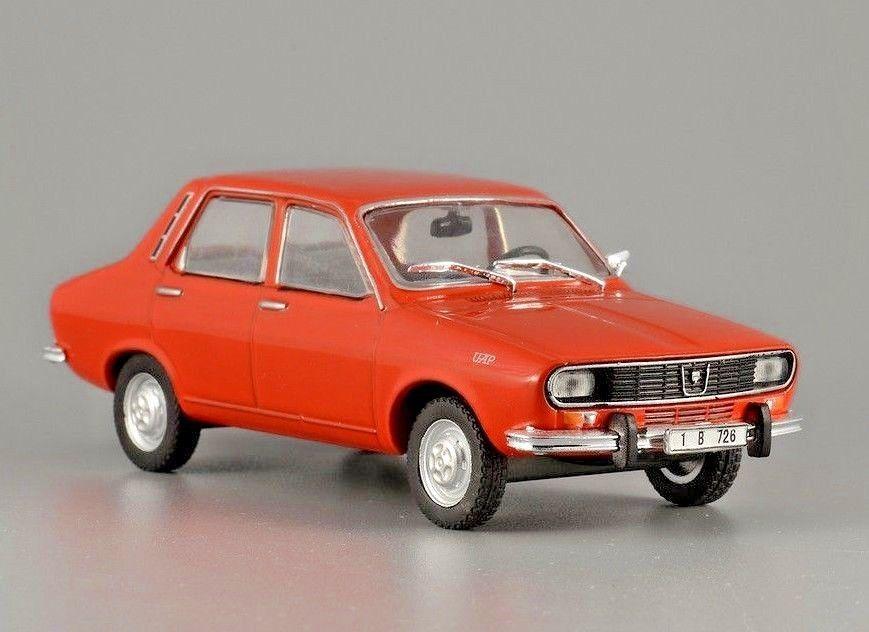 Scale model 1:43 Dacia 1300 red