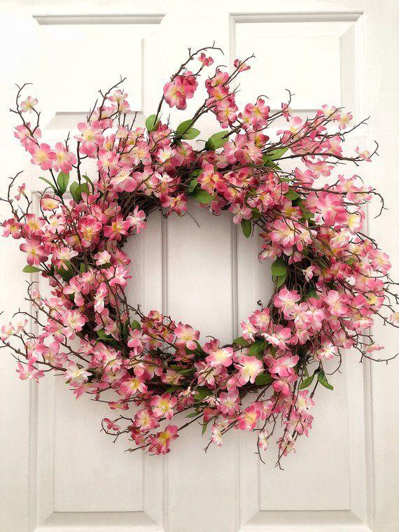 Photo of Items similar to Wreath ~ Wreaths ~ Front Door Wreath ~ All Season Wreaths ~ Farmhouse Wreath ~ Wreaths for Front Door ~ Everyday Wreath ~ Front Door Wreaths ~ Home Decor on Etsy