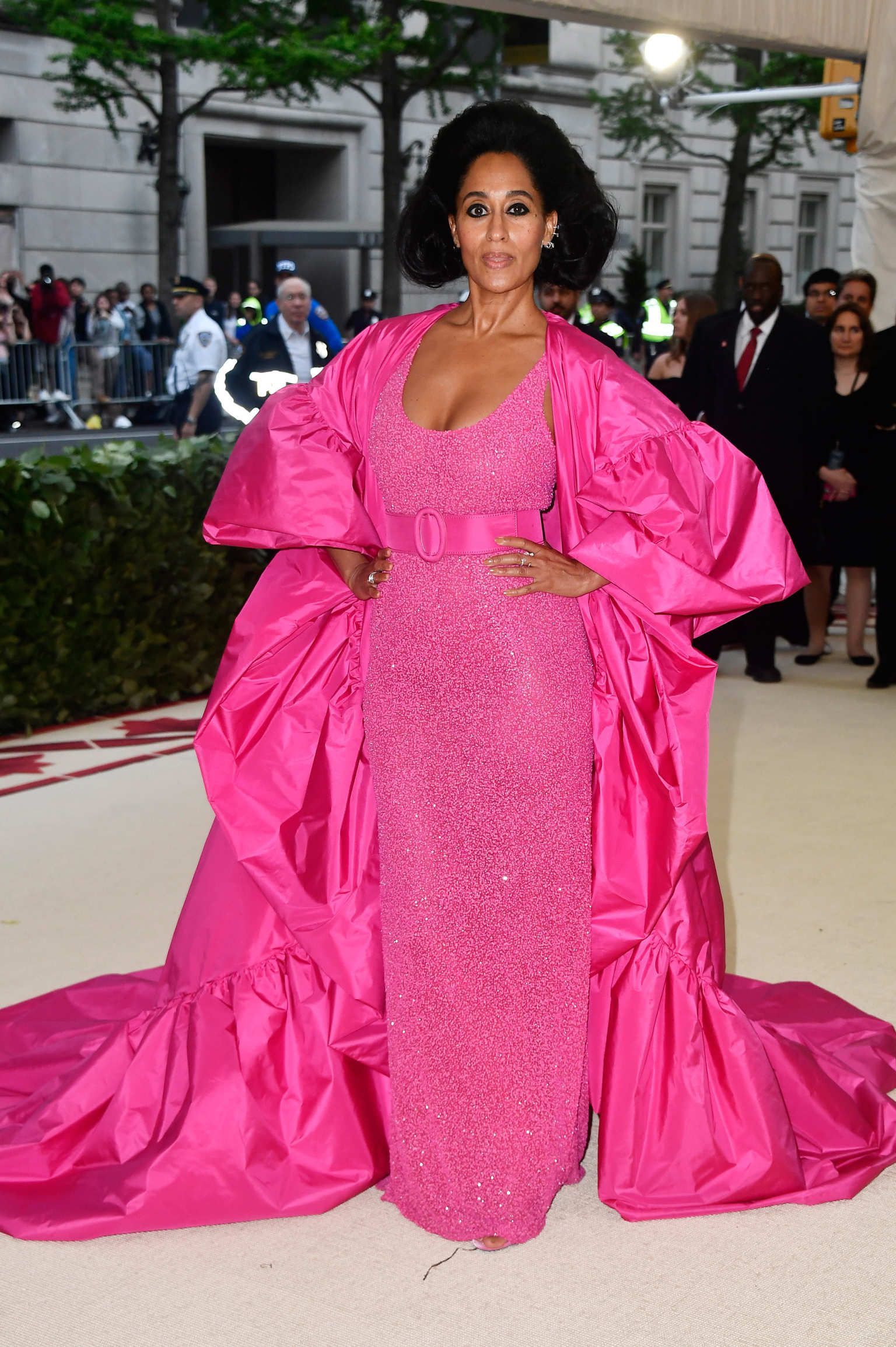 Image result for tracee ellis ross red carpet met