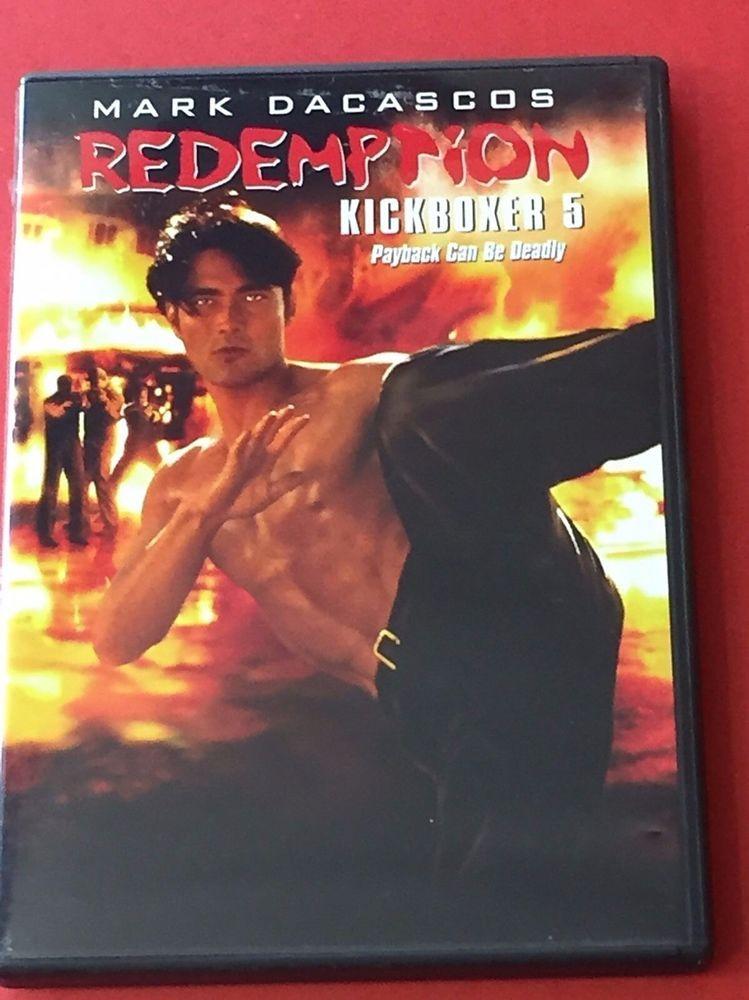 redemption kickboxer 5 dvd payback deadly mark dacascos