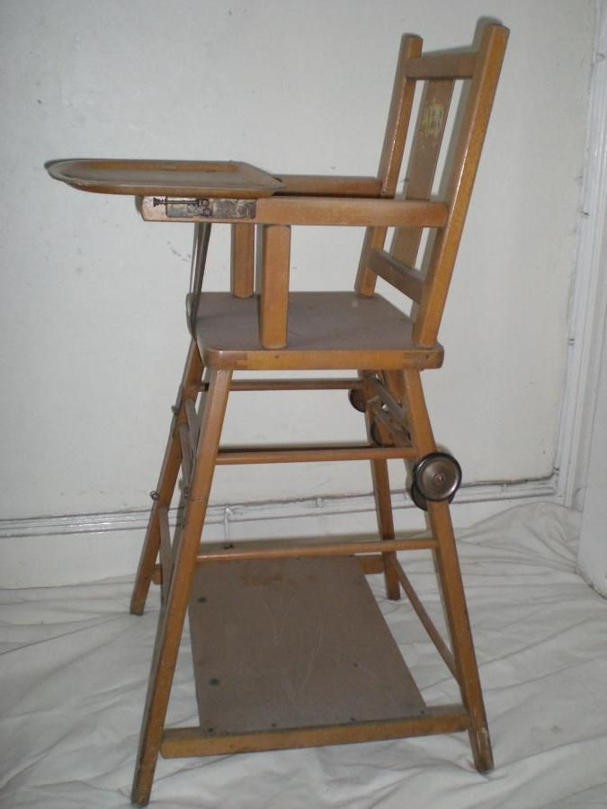 Vintage High Chairs for Sale | FOR SALE : HIGH CHAIR FROM THE 50S - Vintage High Chairs For Sale FOR SALE : HIGH CHAIR FROM THE 50S