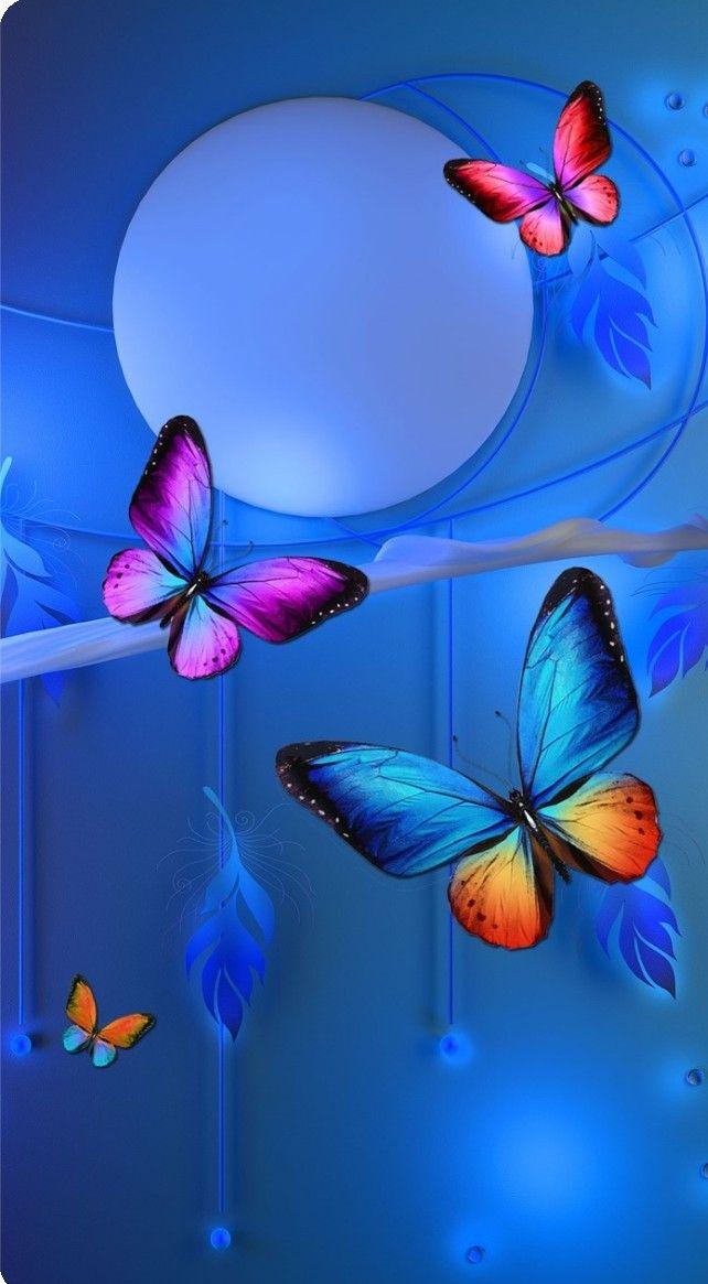 Pin by Cherry Cheri on *Wallpaper - Butterfly   Butterfly ...