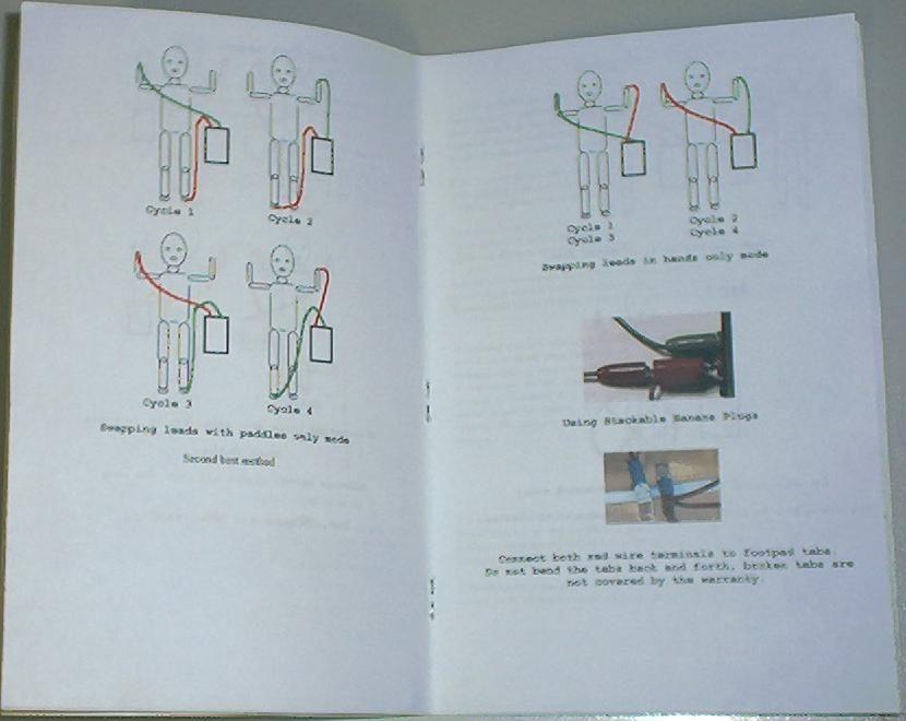 Parazapper Instruction Manual  HttpParadevicesComZapperbook