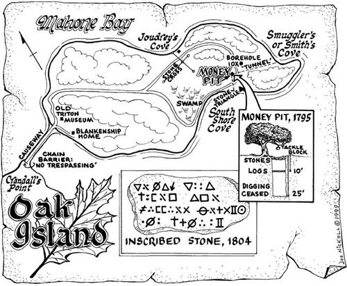 What Is The Zip Code For Oak Island Nc